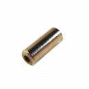 Koncovka bowdenu radiaceho Al CNC strieborná